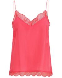 Custommade• - Poulin Lace Camisole - Lyst