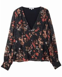 Lily and Lionel Wren Top - Black