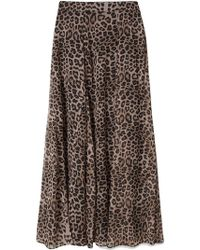 Lily and Lionel - Stella Midi Skirt - Lyst