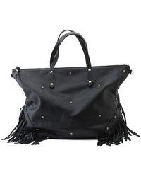 Mercules Carpenter Fringes Bag - Black
