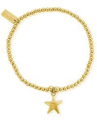 ChloBo - Cute Charm Starfish Bracelet - Lyst