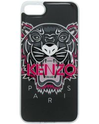 KENZO - Tiger Iphone Case - Lyst