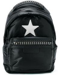 Stella McCartney - Star Falabella Backpack - Lyst