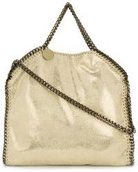 Stella McCartney | Falabella Foldover Tote Bag | Lyst