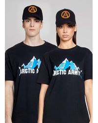 ARCTIC ARMY Cap - Black