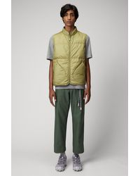 The Arrivals Base Vest (light Army) [man] - Green