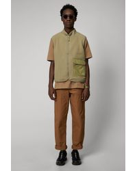 The Arrivals Kenda Vest (light Army) [man] - Green