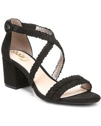 Circus by Sam Edelman - Braided Ankle Strap Sandals - Lyst
