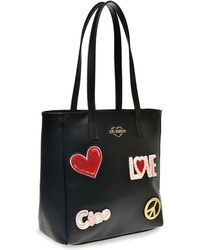 Love Moschino - Patches Shopper - Lyst