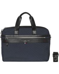 Tommy Hilfiger - Elevated Laptoptas - Lyst