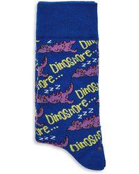 TOPMAN - Dinosnore Socks - Lyst