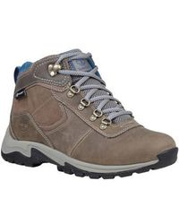 Timberland - Mt. Maddsen Waterproof Leather Boots - Lyst