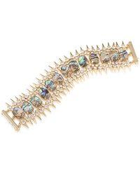 ABS By Allen Schwartz - Castaway Flexible Bracelet - Lyst