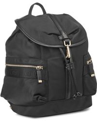 CALVIN KLEIN 205W39NYC - Florence Nylon Backpack - Lyst