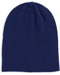 Lord & Taylor - Cashmere Tuque - Lyst