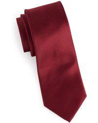 Arrow - Dot Silk Tie - Lyst