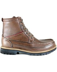 Tommy Hilfiger - Leather Chukka Boots - Lyst