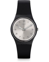 Swatch - Silver Friend Too Analog Watch - Lyst