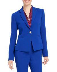 Ellen Tracy - Petite Single-button Jacket - Lyst