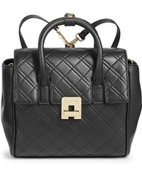 CALVIN KLEIN 205W39NYC - Mini Quilted Backpack - Lyst