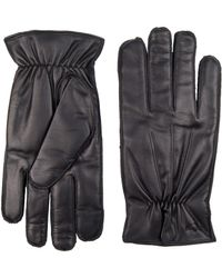 Dockers - Leather Thinsulate Gloves - Lyst
