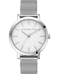 Christian Paul - Analog Raw Collection Stainless Steel Bracelet Watch - Lyst