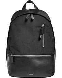 Skagen - Kroyer Nylon Backpack - Lyst