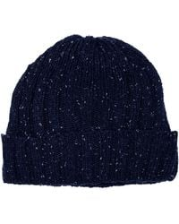 Hudson North - Speckle Knit Cuff Tuque - Lyst