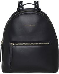 Tommy Hilfiger Iconic Tommy Rugtas - Zwart