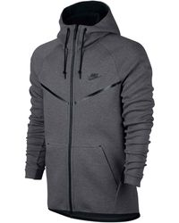 Nike Tech Fleece Windrunner - Zwart