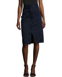 MO&CO. EDITION10 - Cargo Skirt - Lyst