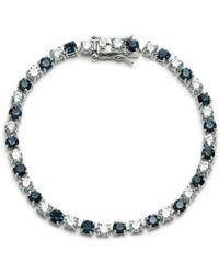 Carolee - Imperial Sky Tennis Bracelet - Lyst