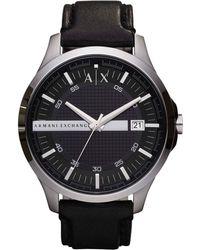 Armani Exchange Heren Horloge Ax2101 - Zwart