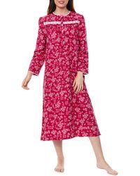 Jasmine Rose - Floral Nightgown - Lyst