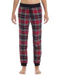 Joe Boxer - Mens Cotton Flannel Pants - Lyst