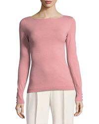 Marella - Strenna Wool-blend Sweater - Lyst