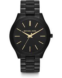 Michael Kors - Skim Runway Dames Horloge - Lyst