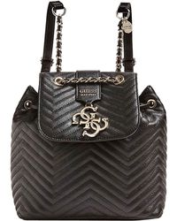 Guess - Rugtas Zainetto Donna - Lyst