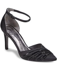 Adrianna Papell - Ankle Strap Point Toe D Orsay Heels - Lyst