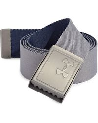 Under Armour - Logo Webbed Belt - Lyst