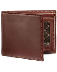 Perry Ellis | Boxed Sutton Leather Passcase | Lyst