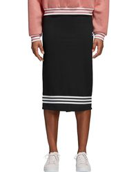 Adidas Originals | French Terry Midi Skirt | Lyst
