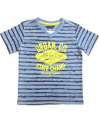 5preview - Stripe Graphic Tee - Lyst