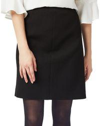 Precis Petite | Textured Skirt | Lyst