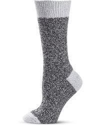 Frye | Texture Tipping Supersoft Boot Socks | Lyst