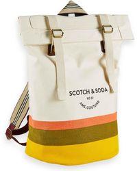 Scotch & Soda - Rugtas - Lyst