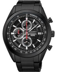 Seiko - Chronograph Horloge - Lyst