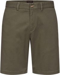Black & Brown - Chino Short Met Steekzakken - Lyst
