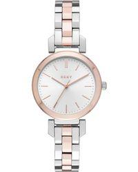 DKNY - Dames Horloge Ellington Ny2593 - Lyst