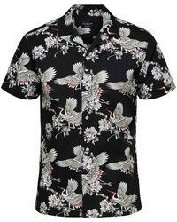 SELECTED - Overhemd Met Cubaanse Kraag - Lyst
